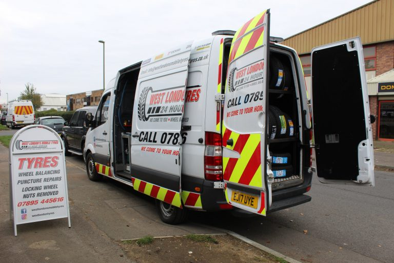 West Londons Mobile Tyres Mobile Tyre Fitting Service in West London-min