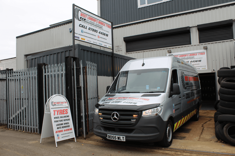 Tyre Fitting Service London West12