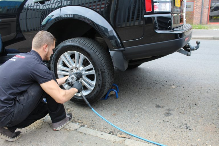 Tyre Removal West London-min